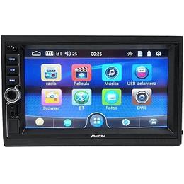 """Autoestéreo digital FM con pantalla táctil de 7"""", Bluetooth® y manos libres MCS-9981"""