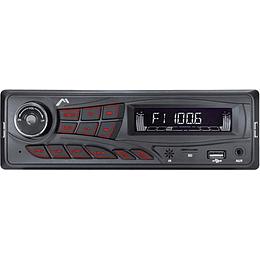 Autoestéreo digital FM, Bluetooth® y manos libres MCS-9923