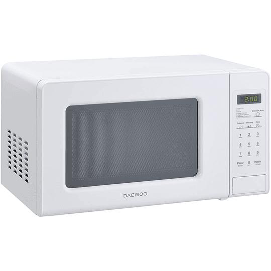 MICROONDAS 0.7 p3 BLANCO KOR-660W