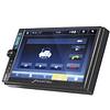 Autoestéreo digital FM con pantalla táctil de 7