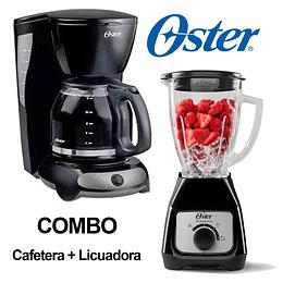COMBO LICUADORA CAFETERA OSTER BLSTKAG-BRD / BVSTDCSK13