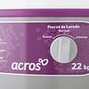 LAVADORA REDONDA 22 kg. GRIS ALF2253EG
