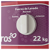 LAVADORA REDONDA 22 kg. CORAL ALF2253EC