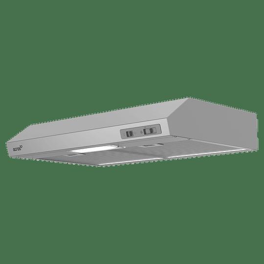 CAMPANA DE PARED EN TITANIO 76cm AH-7510D