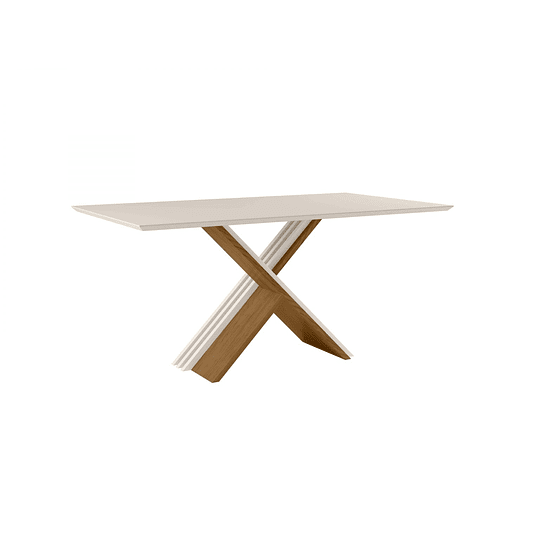 Comedor Rectangular 6 Sillas Any