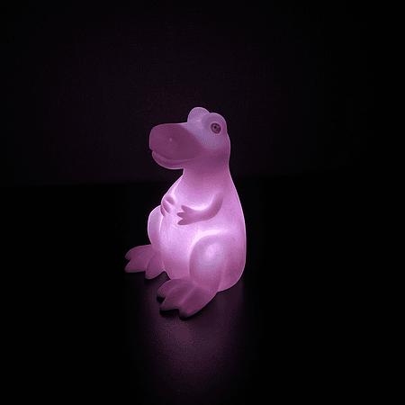 Espantasaurio pink
