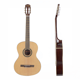 "GUITARRA CLASICA 39"" NATURAL ZARAGOZA ZR10-3"