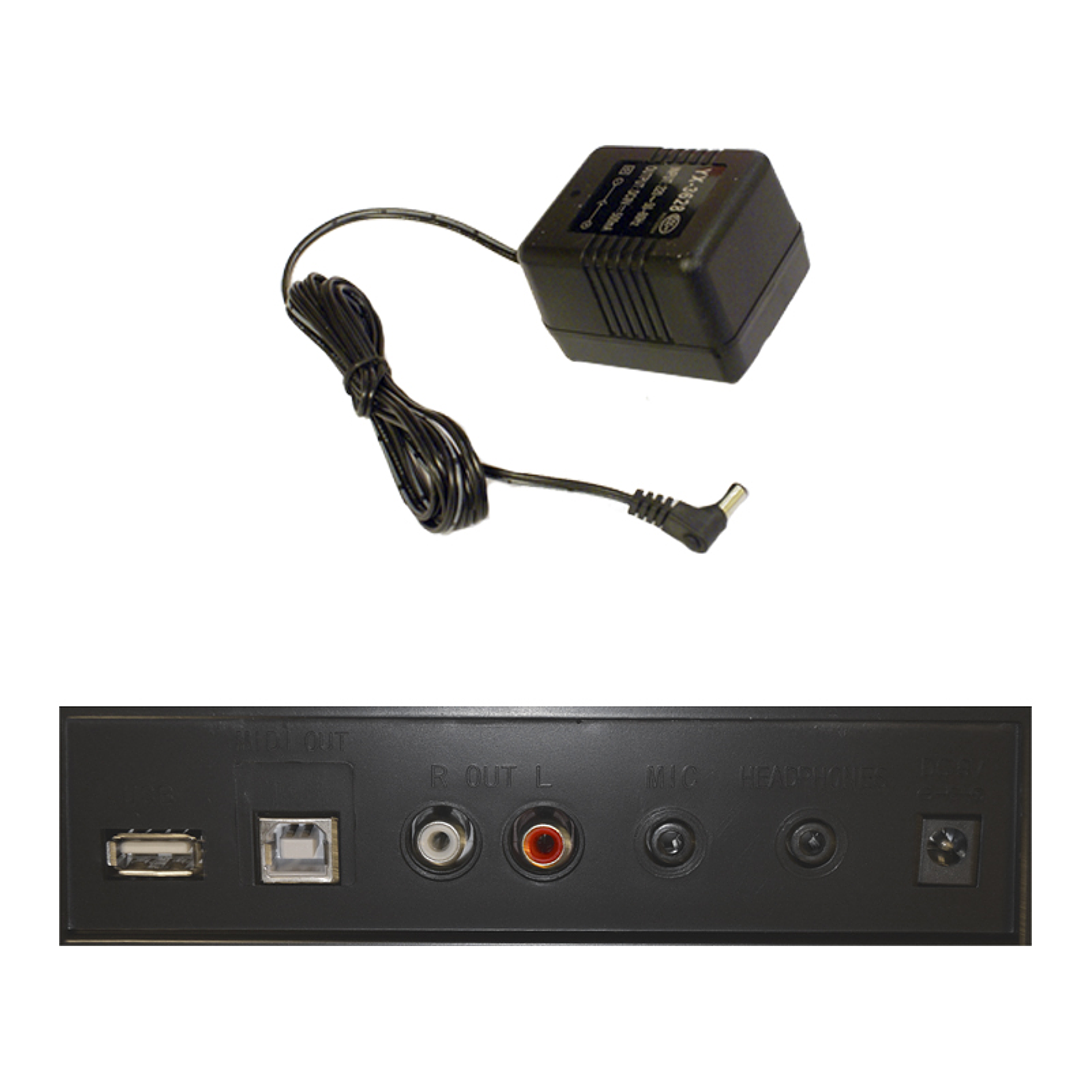 TECLADO ELECT SCORPION XDA-152V 030IMT9341