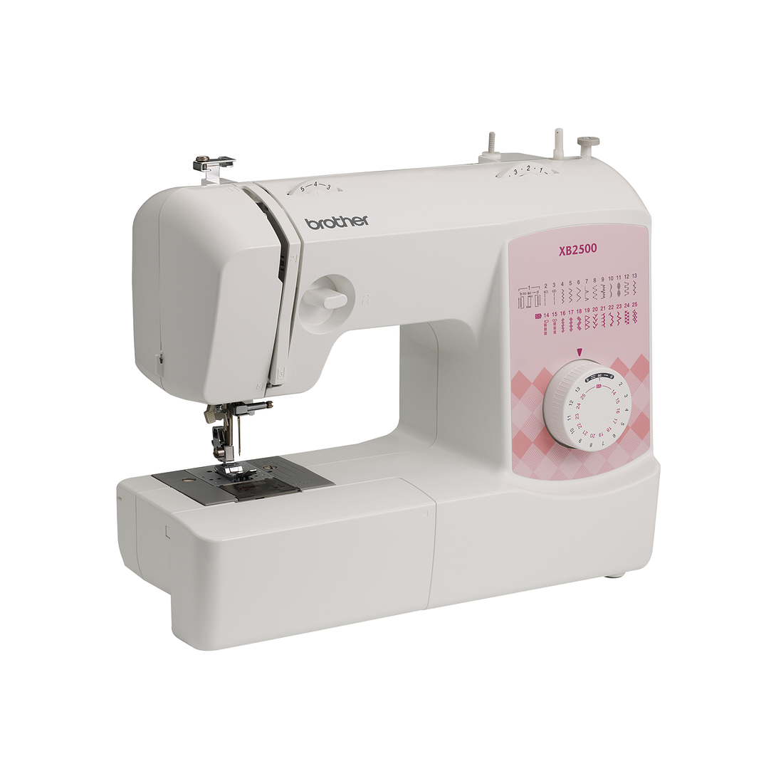 MAQUINA DE COSER MANUAL 38 PUNTOS XB2500 BROTHER
