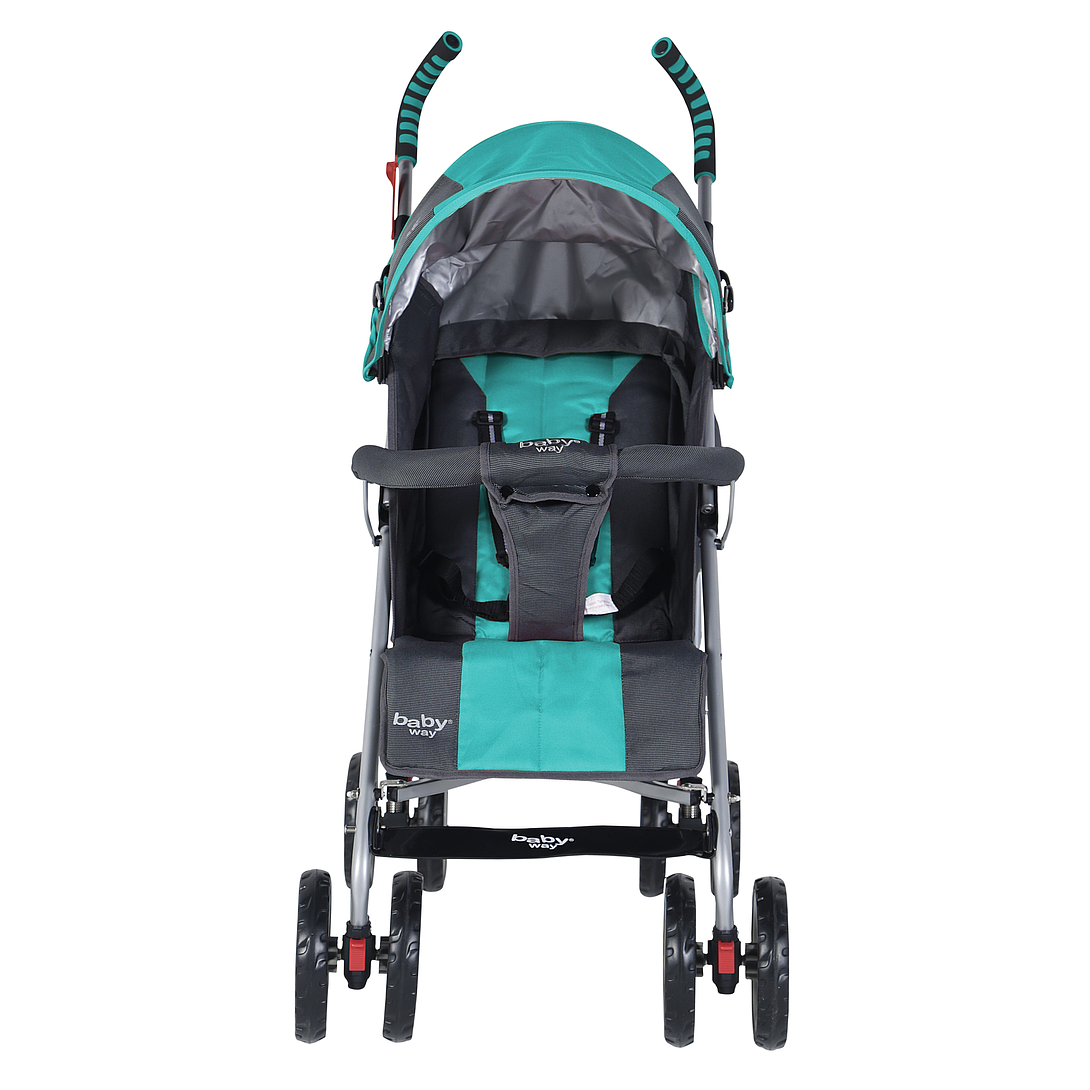 COCHE PARAGUA BABY WAY BW-111T17