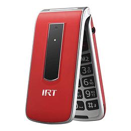 TELEFONO MOVIL SENIOR 3G ROJO