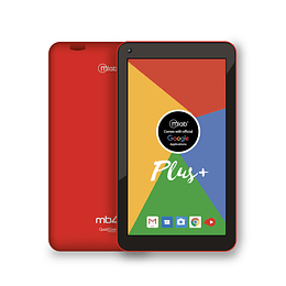 "TABLET MLAB 7"" MB4 PLUS 1 16GB RED"