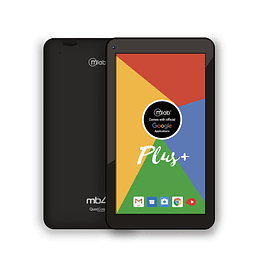 "TABLET MLAB 7"" MB4 PLUS 1 16GB NEGRO"