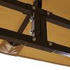 GAZEBO METAL 3x3  BEIGE YF-3136