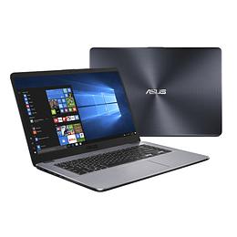 """NOTEBOOK ASUS AMD R7 2700U 12GB/512GB SSD 15"""" W10H X505ZA BQ879T"""