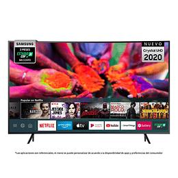 "TELEVISOR LED 55"" CURVO 4K UHD-SMART UN55TU8300GXZS"
