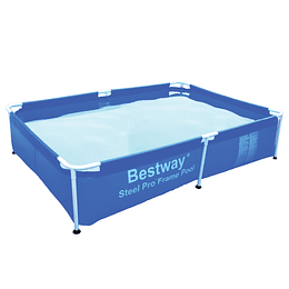 PISCINA RECTANGULAR 150x110x42 CM 10472