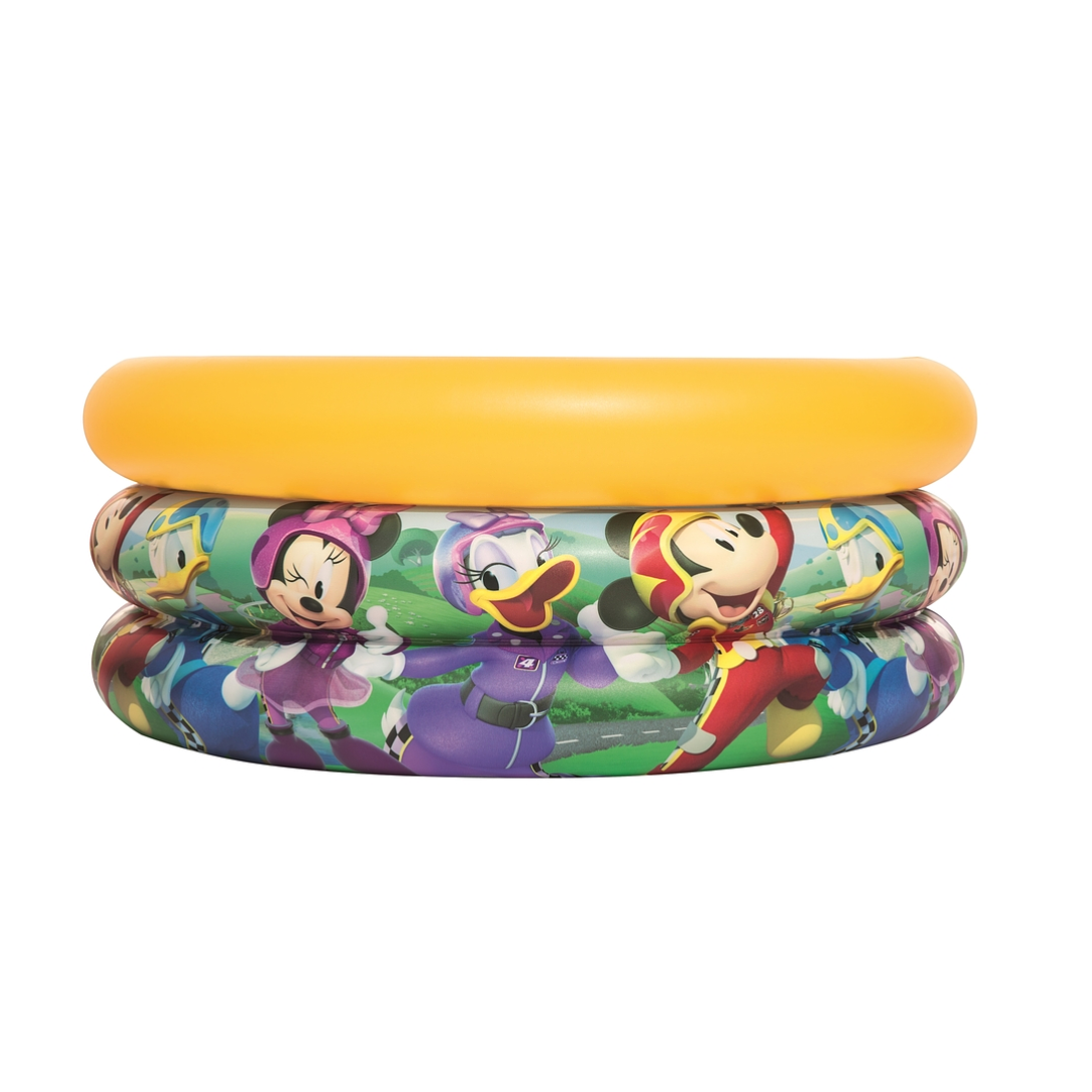 PISCINA INFLABLE BEBE MICKEY 70x30CM 91018