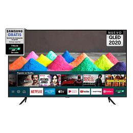 """TELEVISOR LED 50"""" 4K Q-LED  SAMSUNG QN50Q60TAGXZS"""