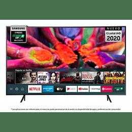 "TELEVISOR LED 55""UHD- 4K CURVO BLUETOOTH SAMSUNG UN55TU8300GXZS"