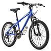 BICICLETA MTB ARO 20 WOLF SX AZUL BIANCHI BBE00012