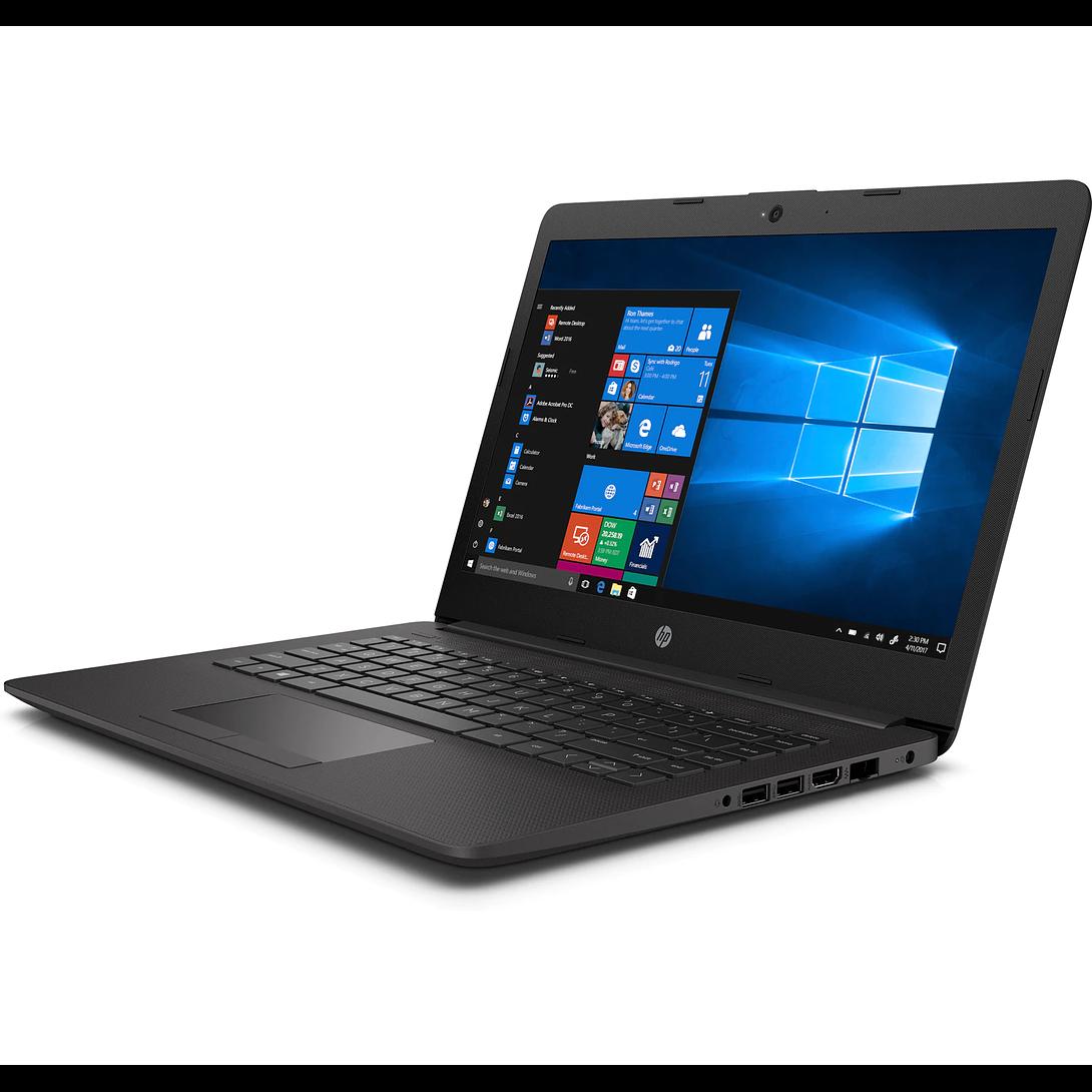 NOTEBOOK HP CELERON N4100 240 G7 4GB/500GB 14