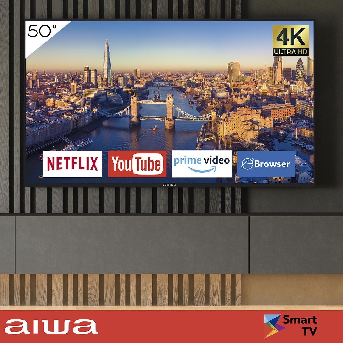 TELEVISOR SMART TV 50
