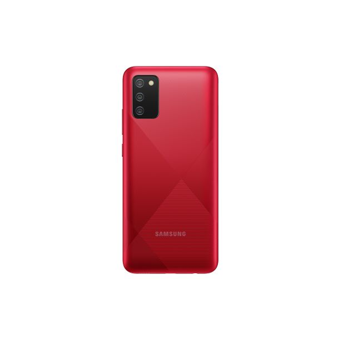 TELEFONO SAMSUNG A02S 32GB ROJO SAMSUNG SM-A025MZRECHO