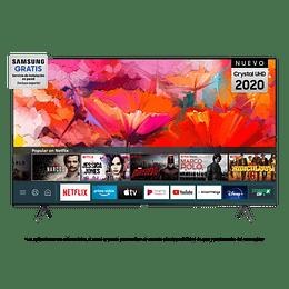 "TELEVISOR LED 65"" ULTRA HD 4KBLUETOOTH SAMSUNG UN65TU6900GXZS"