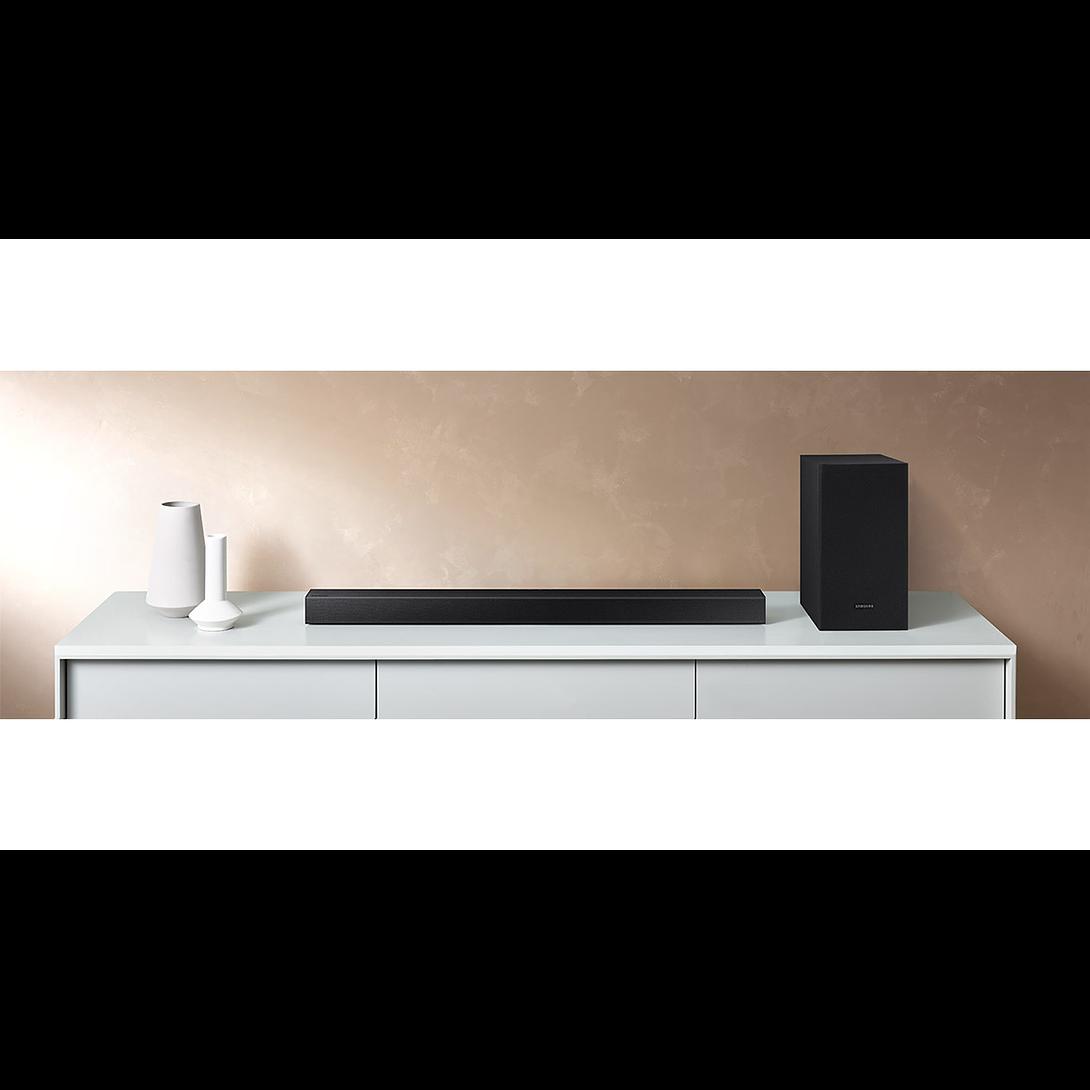 SOUND BAR + SUB WOOFER SAMSUNG HW-T450/ZS