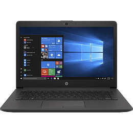 "NOTEBOOK HP 240 CELERON N4020 4GB/500GB 14"" HD W10H 1D0F5LT#ABM"