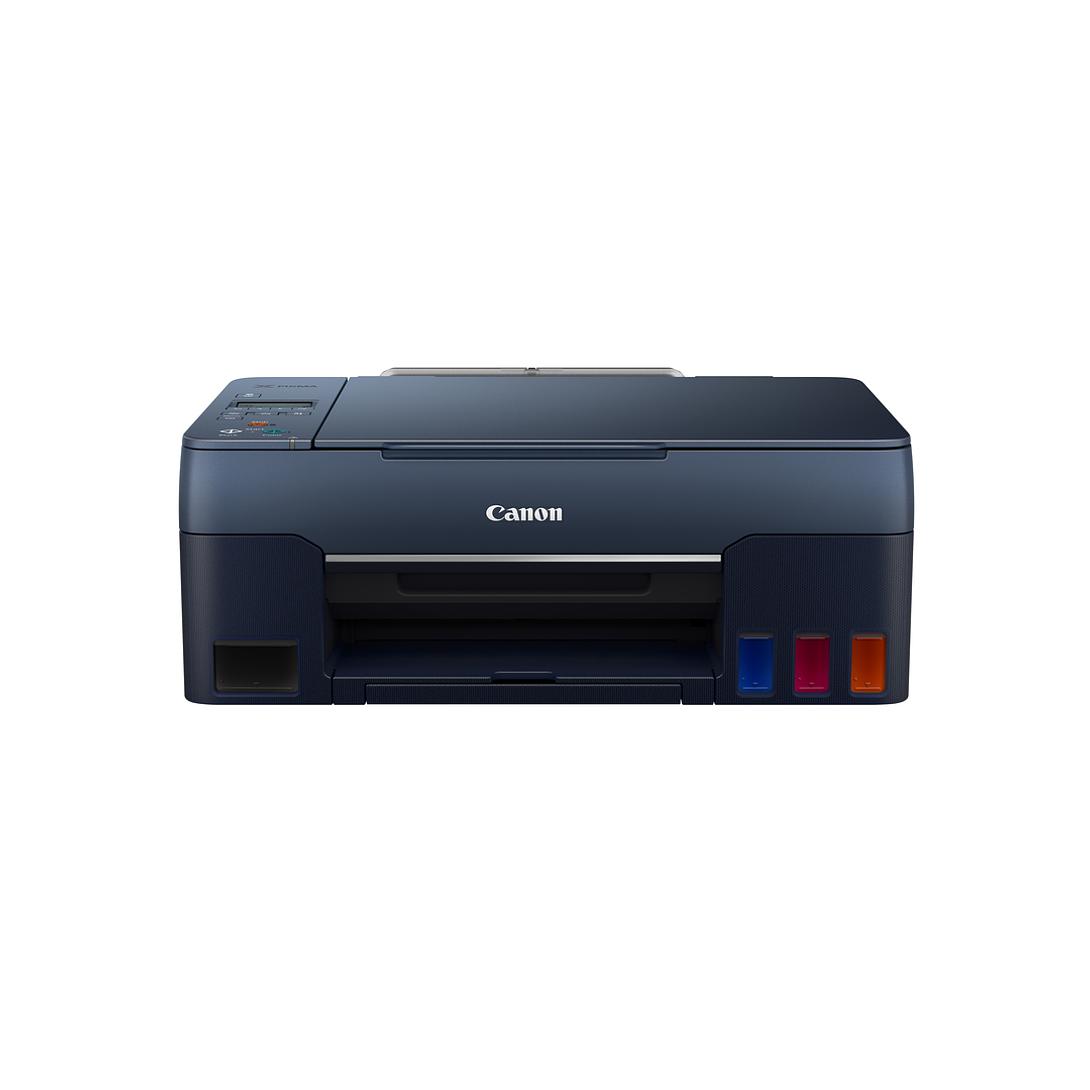 IMPRESORA MULTIFUNCIONAL CANON TINTA CONTINUA PIXMA G3160 NAVY BLUE (USB - WIFI)