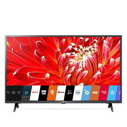 "TELEVISOR LED 43"" SMART TV FHD 43LM6300PSB LG"