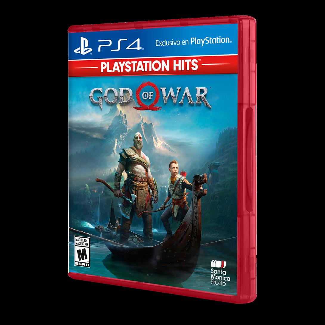 JUEGO PS4 GOD OF WAR SONY