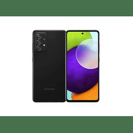 TELEFONO SAMSUNG A52 NEGRO 6GB-128GB SAMSUNG SM-A525MZKGLTL