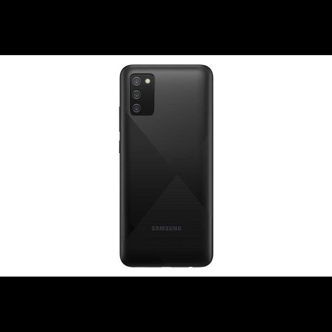 TELEFONO SAMSUNG NEGRO A02S 32GB ENTEL PCS