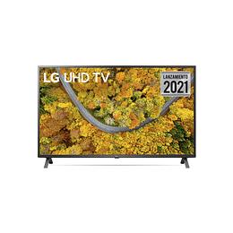"TELEVISOR LED 55"" SMART TV UHD 4K AI THINQ 55UP7500PSF.AWH LG"