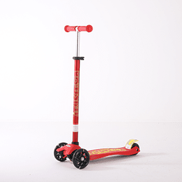 SCOOTER ROJO C/LUZ YSP112441 M&H