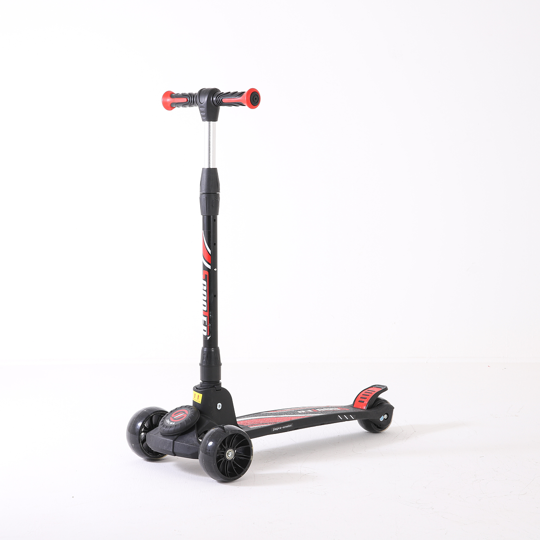SCOOTER ROJO C/LUZ YSP113542 M&H