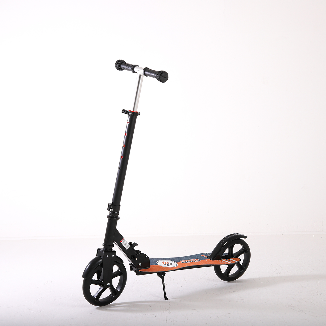 SCOOTER NEGRO YSP113556 M&H