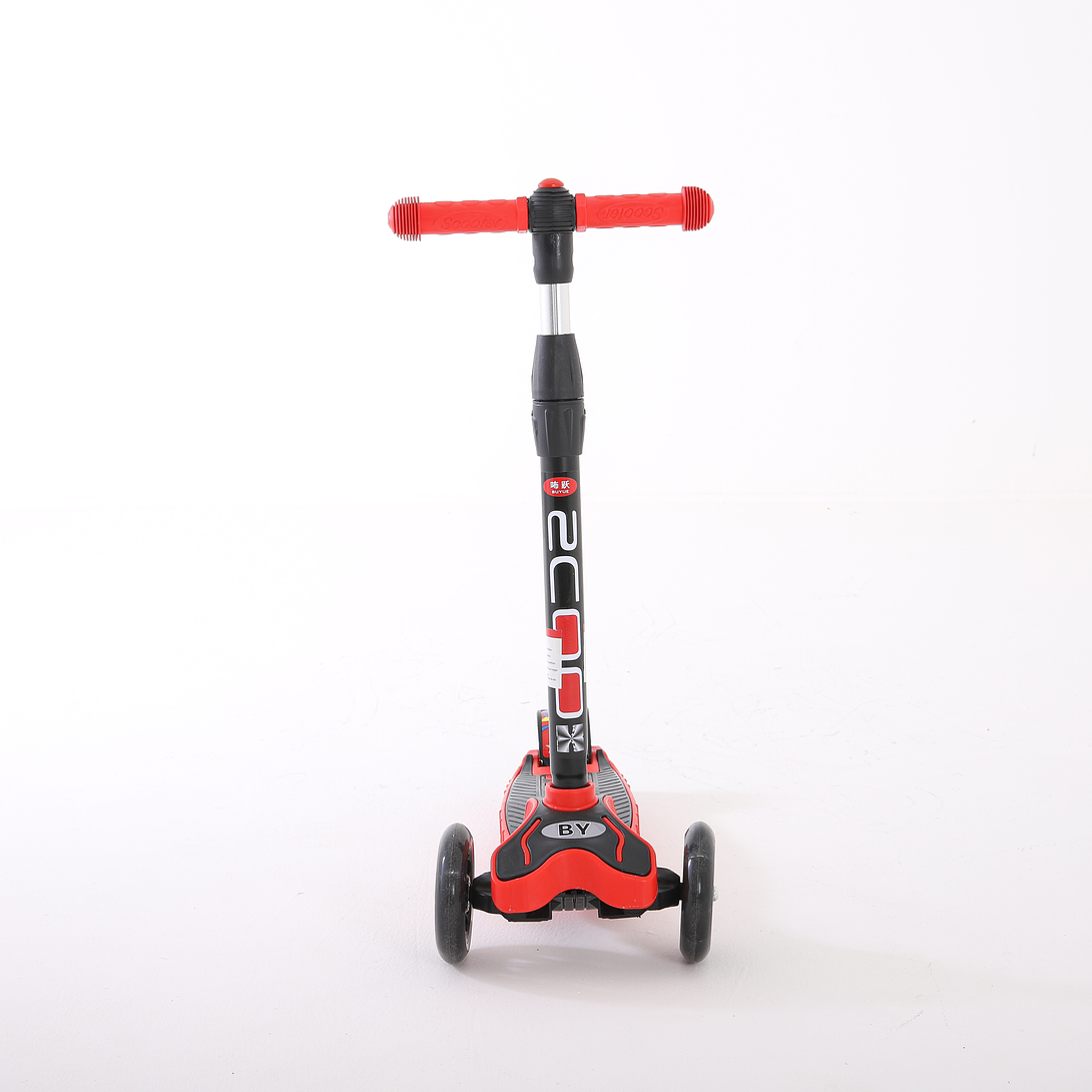 SCOOTER ROJO C/LUZ YSP113548 M&H