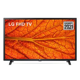 "TELEVISOR LED 43"" SMART TV FULL HD THINQ AI 43LM6370PSB.AWH LG"
