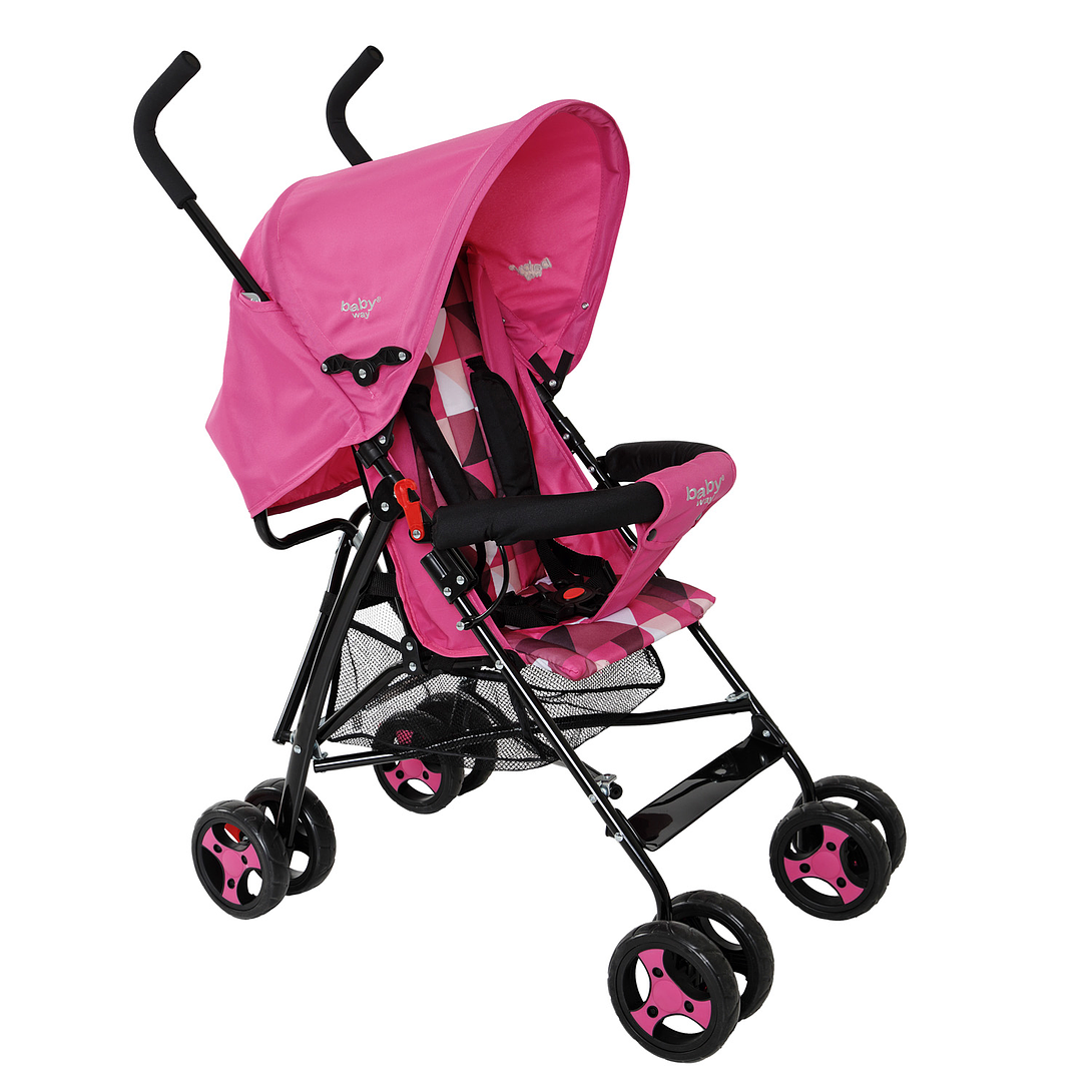 COCHE PARAGUA BW-102F17 BABY WAY