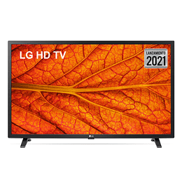 "TELEVISOR LED 32"" SMART TV HD AI 32LM637BPSB.AWH LG"