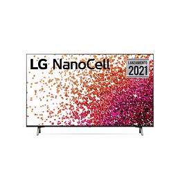 "TELEVISOR LED 55"" NANOCELL SMART TV 4K UHD 55NANO75SPA.AWH LG"