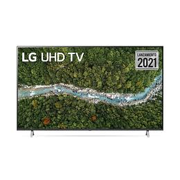 "TELEVISOR LED 60"" AI THINQ 4K ULTRA HD SMART TV 60UP7750PSB.AWH LG"