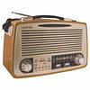 PARLANTE RETRO BLUETOOTH/FM/USB/SD I104BTRETRO01 IRT