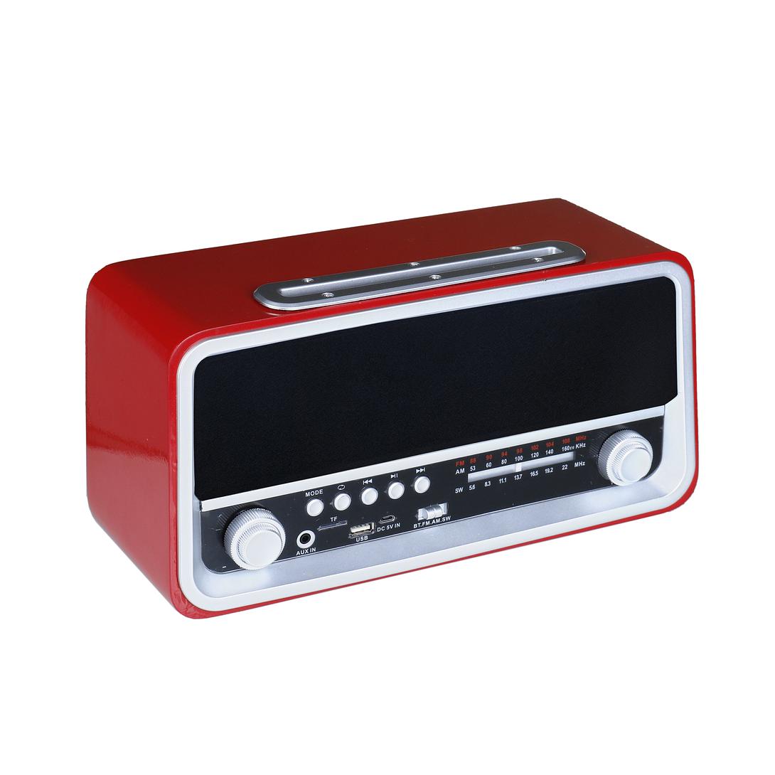 RADIO RETRO INALAMBRICO I005BTRETRO06 IRT