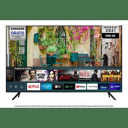 "TELEVISOR LED 65"" UHD 4K SMART TV UN65AU7000GXZS SAMSUNG"
