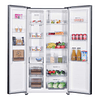 REFRIGERADOR SIDE BY SIDE 436 LTS NO FROST FRS-W5500BXA WINIA